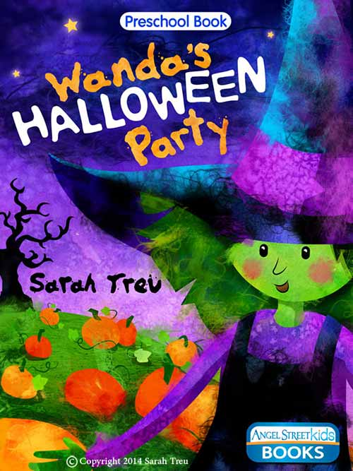 Wandas Halloween Party
