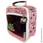 Girly Frog Backpack and Lunchbox