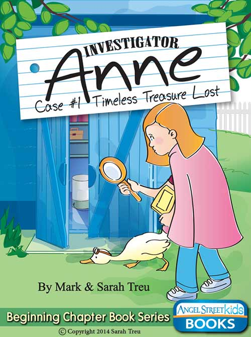 Investigator Anne - Case #1 Timeless Treasure Lost