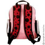 Ladybug Backpack and Lunchbox