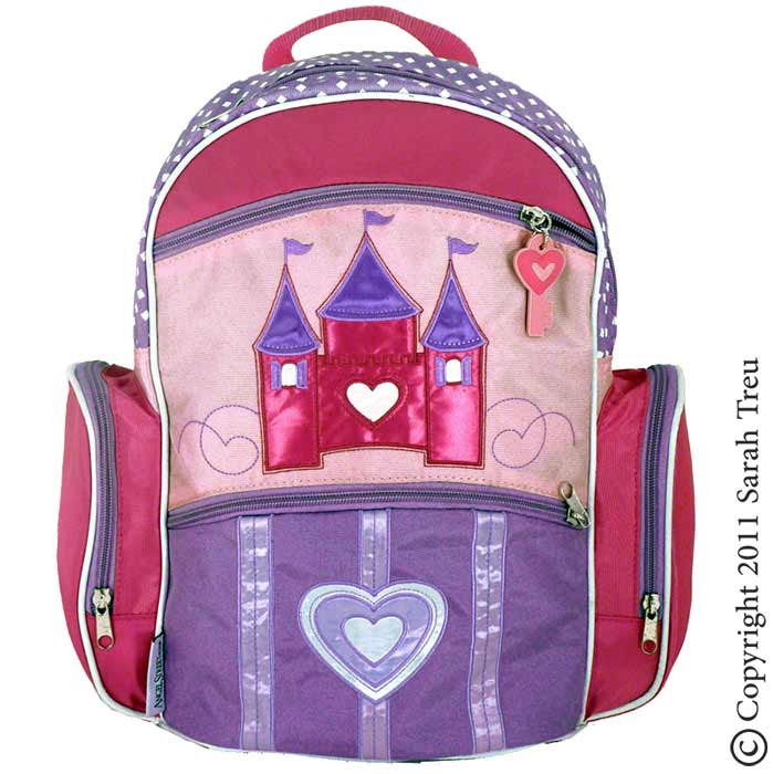 Princess Backpack and Lunchbox
