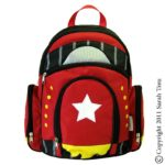 Rocket Backpack and Lunchbox