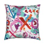 Abstract Love Watercolor Collection